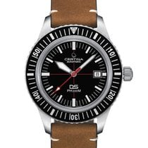 Certina Steel 42.8mm Automatic C036.407.16.050.00 new