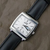 Seiko 33mm Automatic 1976 pre-owned Silver