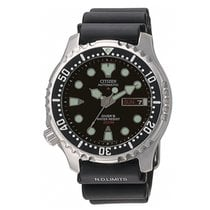 Citizen Promaster Marine Steel 42mm Black