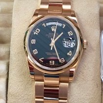 Rolex Day-Date 36 118205 2001 occasion