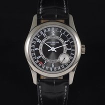 Patek Philippe Or blanc 37mm Remontage automatique 6000G-010 occasion France, Paris