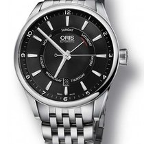 Oris Steel 42mm Automatic 0175576914054-0782180 new