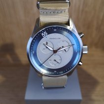 Raidillon Steel 40mm Quartz 004 / 500 new