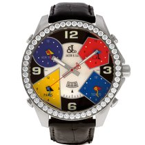 Jacob & Co. Five Time Zone JC-1 2008 pre-owned