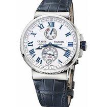 Ulysse Nardin Marine Chronometer Manufacture 1183-126/40 2020 новые
