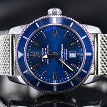 Breitling Superocean Héritage 46 Steel 46mm Blue No numerals United States of America, Michigan, Southfield