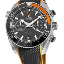 Omega Seamaster Planet Ocean Chronograph 215.32.46.51.01.001 new