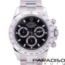 Rolex Daytona Steel 40mm Black
