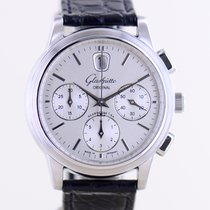 Glashütte Original Senator Chronograph 39-32-11-13-04 2002 pre-owned