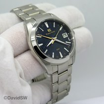 Seiko Grand Seiko Steel Blue United States of America, Florida, Orlando