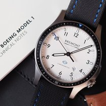 Bremont Steel Automatic BB1-SS/WH pre-owned United Kingdom, Fareham