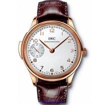 IWC Portuguese Minute Repeater 5242-02 nouveau