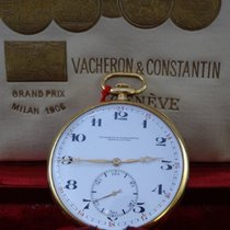 Vacheron Constantin Pocket Watch - Open Face