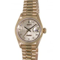 劳力士  (Rolex) Datejust Lady 69178 Yellow Gold, Diamonds, 26mm
