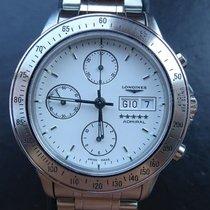 Longines Admiral 5 stars elegant automatic men's chronogra...