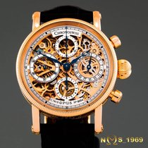 Chronoswiss Opus Skeleton Chronograph 18K Rose Gold