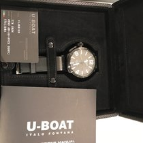 U-Boat Classico left hook IFO 53mm black carbon
