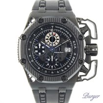 爱彼  Royal Oak Offshore Survivor Titan Ceramic Limited Edition
