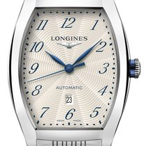 Longines Evidenza Steel 30.5mm Silver United States of America, New York, Airmont