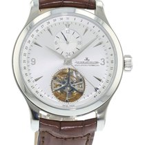 Jaeger-LeCoultre Master Tourbillon Q1658420 Watch with Leather...