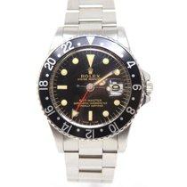 Rolex GMT-Master 1675 - Gilt Dial |  Full Set | 1965