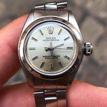 Rolex Oyster Perpetual 26 Aço Sem números