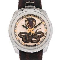 Bomberg Bolt 68 Cobra LE Automatic Men's Watch – BS45ASS.043-2.3