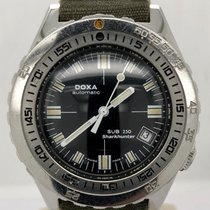 Doxa Sub Steel 41mm Black United States of America, Texas, Houston