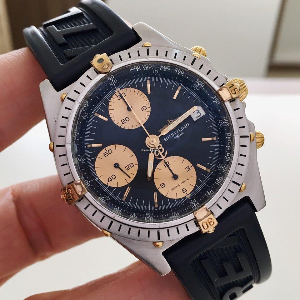 1d7b72f38d1 Relógios Breitling Chronomat usados