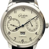 Glashütte Original Senator Observer Steel 44mm White Arabic numerals United States of America, Florida, Naples