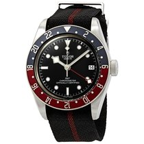 Tudor Black Bay GMT with NATO strap 79830RB