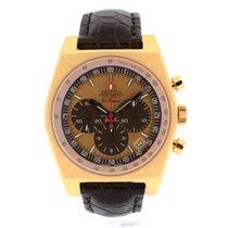 Zenith El Primero New Vintage 1969 Açık kırmızı altın 40mm