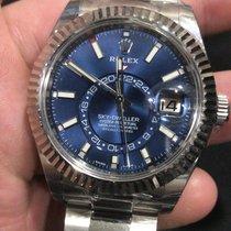 Rolex Sky-Dweller Steel 42mm No numerals Australia, Sydney