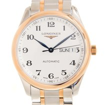 Longines Master Collection 38.5mm White