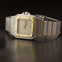 Cartier Santos Galbée 1565 1991 pre-owned