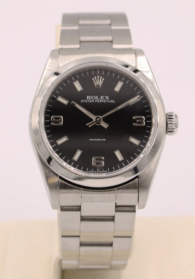 a395cd65bf Rolex Oyster Perpetual - Todos os preços de relógios Rolex Oyster Perpetual  na Chrono24