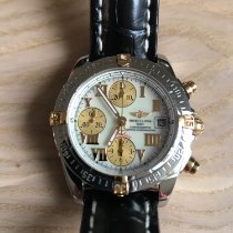 Breitling Chrono Cockpit Gold/Steel 39mm No numerals