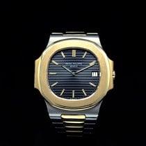 Patek Philippe 3700 Gold/Stahl 1983 Nautilus gebraucht Schweiz, Geneva