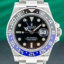 Rolex GMT-Master II Steel 40mm Black United States of America, Massachusetts, Boston