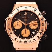 Hublot Super B Rose gold 42mm Black No numerals