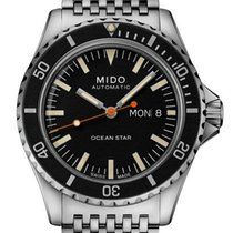 Mido Steel 41mm Automatic M026.830.11.051.00 new