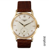 Longines 6223-7 1950 pre-owned