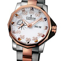 Corum Admiral's Cup Competition 48 947.931.05 / V790AA42 new