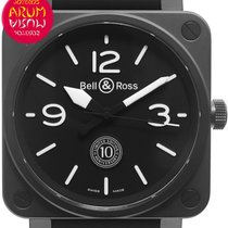 Bell & Ross BR 01-92 BR01-92-10TH 2019 new