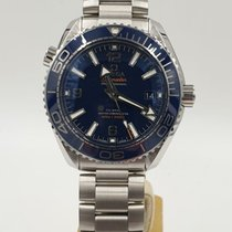 Omega Seamaster Planet Ocean 215.30.40.20.03.001 New Steel 39.5mm Automatic