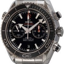 Omega Seamaster Planet Ocean Chronograph 232.30.46.51.01.003 2014 gebraucht