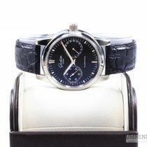Glashütte Original Senator Hand Date pre-owned 40mm Leather