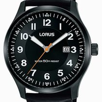 Lorus Aço 42mm Quartzo RH941HX9 novo