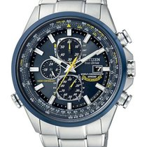 Citizen new Quartz Luminescent Hands Solar watch