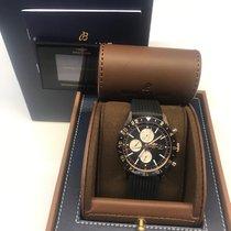 Breitling Chronoliner Rose gold 46mm Black